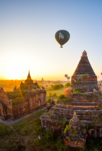15 days trip to Myanmar
